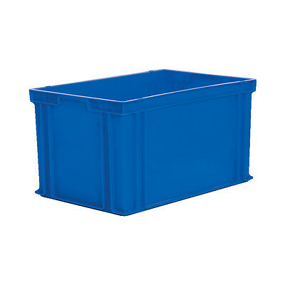 Matlock 600X400X320Mm Euro Container Blue