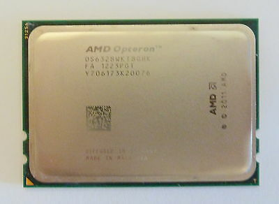 AMD Opteron 6328 3.2GHz 8 Core 12MB OS6328WKT8GHK processore CPU