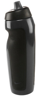 Nike Sport Water Bottle 591ml   Anthracite