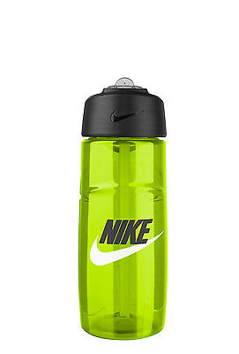 Nike 16oz T1 Flow Graphic Water Bottle   Volt