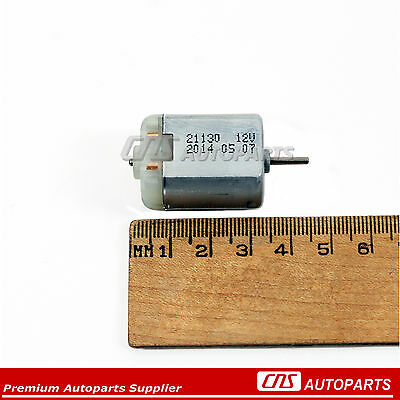 Toyota Sienna Power Sliding Door Latch Release Actuator's Electrical Motor 12v