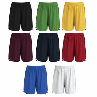 Kids Casual Sports Sonic Shorts Boys Girl Team Uniform Soccer Football Fb St122K