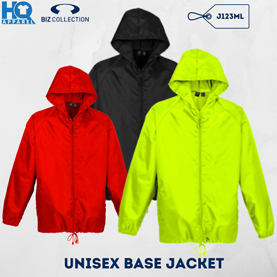 Unisex Base Jacket Girls Kid Boys Men Women Waterproof Hood Raincoat - Fb J123Ml