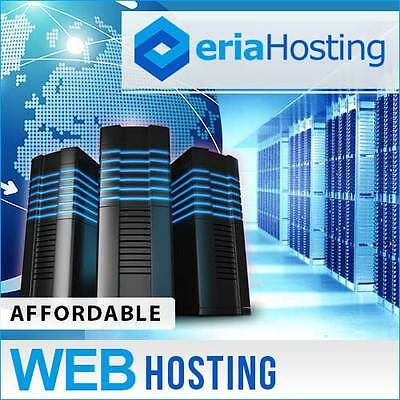 Website Web Hosting - 1 year. Free SSL Certificate