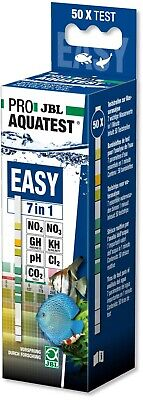 JBL Easytest 6 in 1 6-fach Test Strip for Fast Water Control