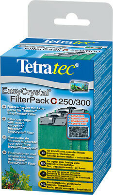 EasyCrystal Replacement filter Pack C250 /300 with Active carbon