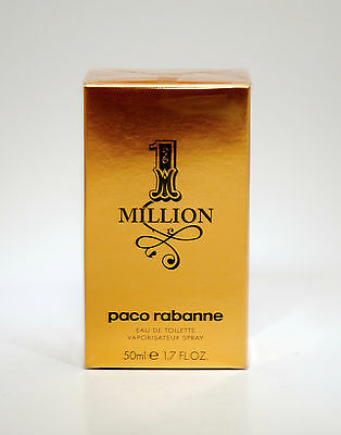 Paco Rabanne 1 Million Eau De Toilette 50 Ml Spray