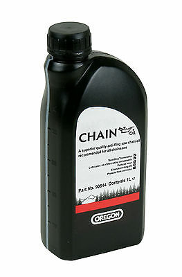 Brand New Oregon Chainsaw Oil 1L 90844