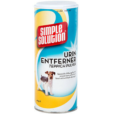 Simple Solution Tapis Animal De Compagnie Urine Extraction Puissance Odeur &