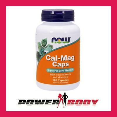 NOW Foods - Cal-Mag Caps