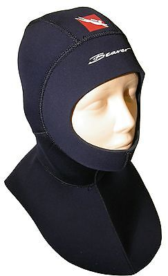 Pirate 3/5mm Semi-Dry Long Yoke Hood