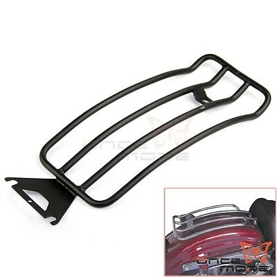 Rear Luggage Rack Solo Seat Fit 1998-2004 FLHT ELECTRA GLIDE TOURING MODELS New