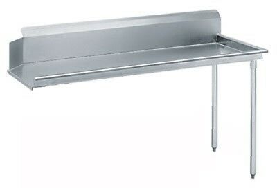 """Advance Tabco DTC-S60-72L-X Straight-Clean Dishtable, 72"""" long, right-to-left"""