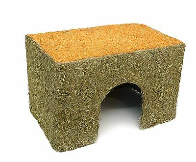Rosewood Naturals Carrot Cottage Rabbit House Large
