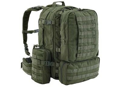 Defcon 5 Extreme Fast Release Full Modular Rucksack