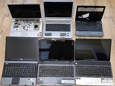 Joblot of 526 Laptop parts & other devices are being sold on eBay worth £3000