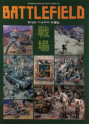 Battlefiled - Diorama works by Won Young Jin - MAG-A001