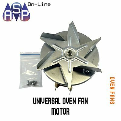 Chef Oven Fan Motor 56158 Now Part # Suits Most Smeg/ariston
