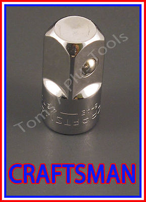 CRAFTSMAN HAND TOOLS 1/2 X 3/4 dr ratchet wrench socket ADAPTER  4271