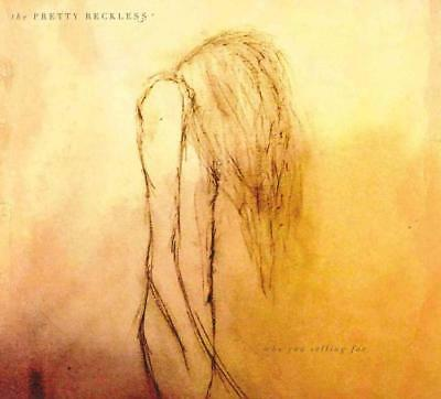 The Pretty Reckless - Who You Selling For [Slipcase] New Cd