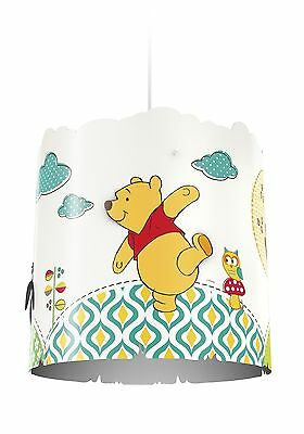 Philips Disney Winnie the Pooh Children's Ceiling Pendant Lightshade Shade Only