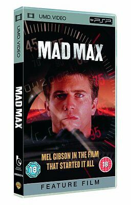 Mad Max [UMD Mini for PSP] [1979] [DVD] - DVD  BMVG The Cheap Fast Free Post