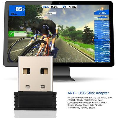 New ANT+ USB Stick Adapter TrainerRoad PerfPRO Studio For Garmin Forerunner C0I0