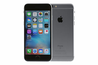 Apple iPhone 6S 64 GB Spacegrau (Ohne Simlock) - Top Zustand # AKTION