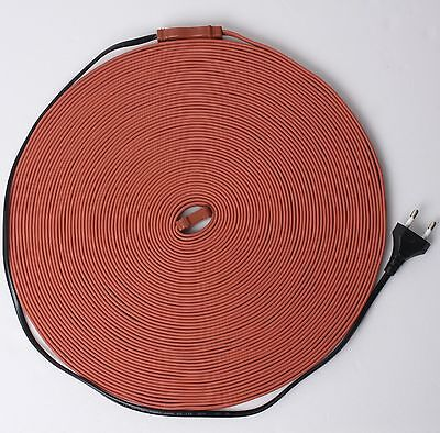1,2,3,5,10,20,30m Heating Cable Anti-Frost Frozen Pipe Defrosting Cable veesang