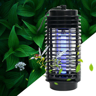 220V Electric Mosquito Fly Bug Insect Zapper Killer Insect With Trap Lamp AU
