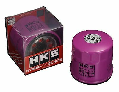 HKS Hybrid Sports Oil Filter For Nissan Skyline R32 R33 R34 / RB20 RB25 RB26