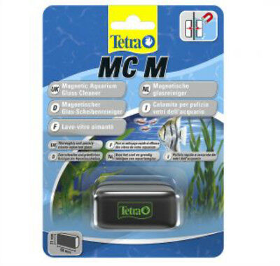 Tetra *mc M Magnet Cleaner Medium Aquarium Glass Cleaner *