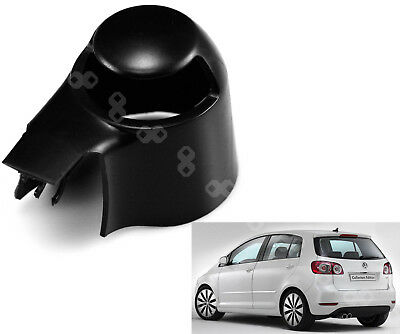 Rear Wiper Window Washer Arm Cover Cap For VW MK5 Caddy Golf Transporter Passat