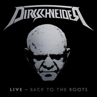Dirkschneider - Live: Back To The Roots [Digipak] New Cd