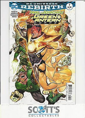 Hal Jordan And The Green Lantern Corps  #7  New  (Bagged & Boarded) Freepost