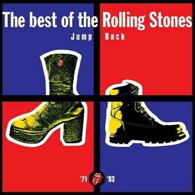 The Rolling Stones - Jump Back: Best of the Rolling Stones 1971-1993 [New CD]