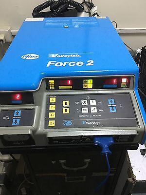 Valleylab Force 2 Electrosurgical Generator Surgical  with footswitch,REPAINTED
