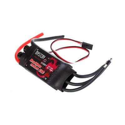 1Pcs 80A Electronic Speed Controller Brushless Motor ESC for RC Car Truck Buggy