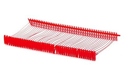 "1,000 3"" RED REGULAR TAGGING GUN FASTENERS BARBS PINS for price tagging,USA SALE"
