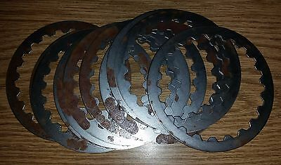 *Clutch Steel Plates for KTM Motorcycles - Set of 9 - #54632012000*