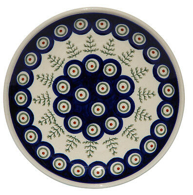 Polish Pottery Plate 6.5 Inch from Zaklady Boleslawiec Polish gu818/312