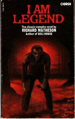 I am legend by Matheson, Richard Book The Cheap Fast Free Post