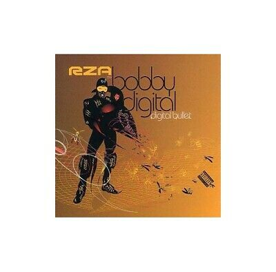 RZA - Digital Bullet - RZA CD AMVG The Cheap Fast Free Post The Cheap Fast Free
