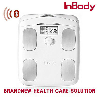 New INBODY H20B Body Fat Analyzer Weight Muscle Measurable Health + Free Express