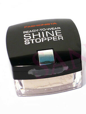 Fashionista By MUA Ready To Wear Shine Stopper Loose Powder 6g - Translucent