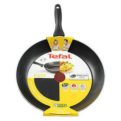 Tefal 32cm Easy Non Stick Frying Pancakes Omelettes Fry Pan Kitchen Cookware New