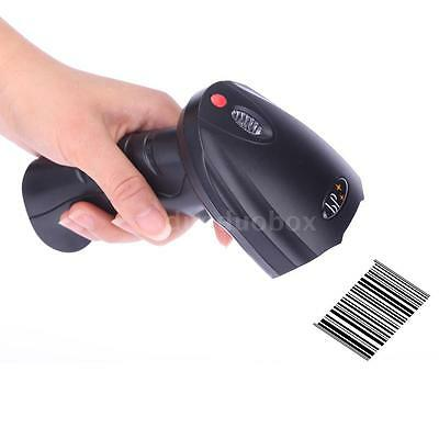 Wireless Bluetooth Barcode Scanner Code Reader For IOS Android Windows 7/8 V4P7