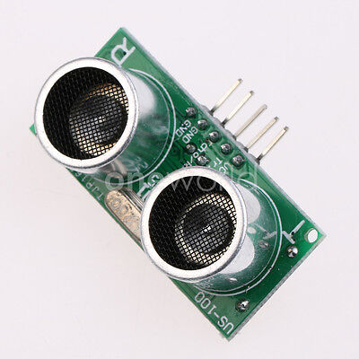 Temperature Compensation Ultrasonic Module US-100 1Pc Distance Measure