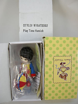 Play Time Hamish Amelia Thimble  Tonner Wilde Imagination Bjd Resin Puki Lati