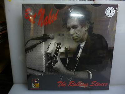 Rolling Stones-But Naked.stripped Tv Special-2Lp Clear Coloured Vinyl-New Sealed